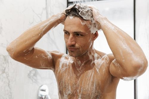 un gel douche sans paraben