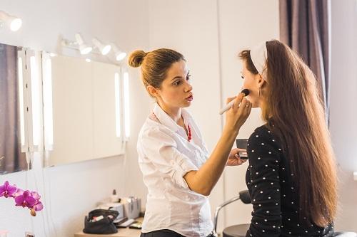 Formation en maquillage à la Morgane HilgersAcademy